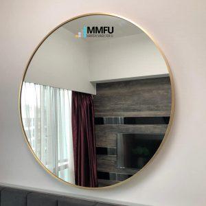 Aluminium Frame Mirror